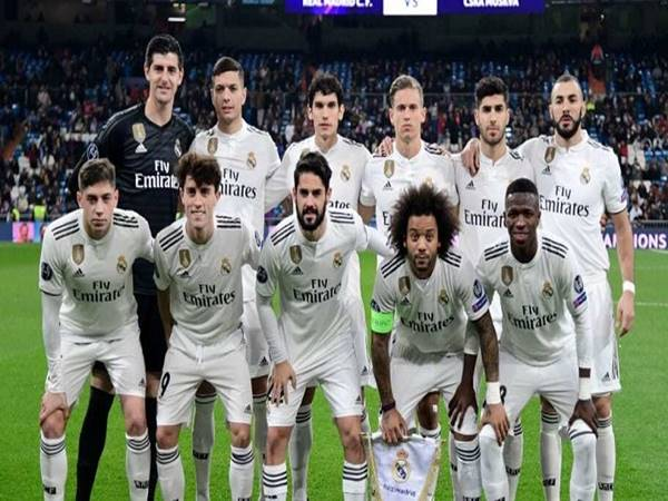Câu lạc bộ Real Madrid - Câu lạc bộ Hoàng gia Tây Ban Nha